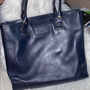 Kate spade leather tote bag 💼